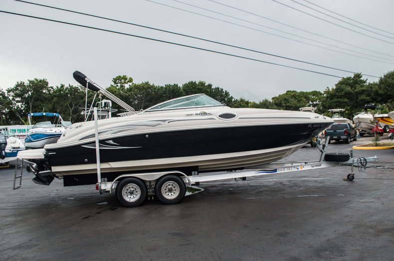Used 2005 Sea Ray 240 Sundeck boat for sale in West Palm Beach, FL