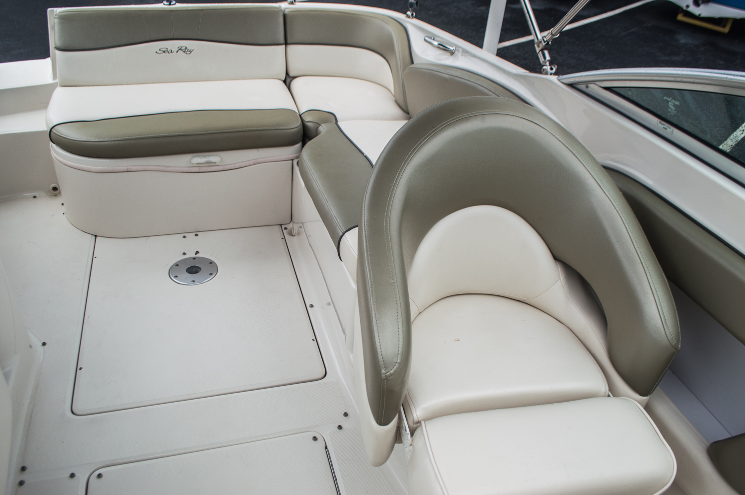 Thumbnail 32 for Used 2005 Sea Ray 240 Sundeck boat for sale in West Palm Beach, FL