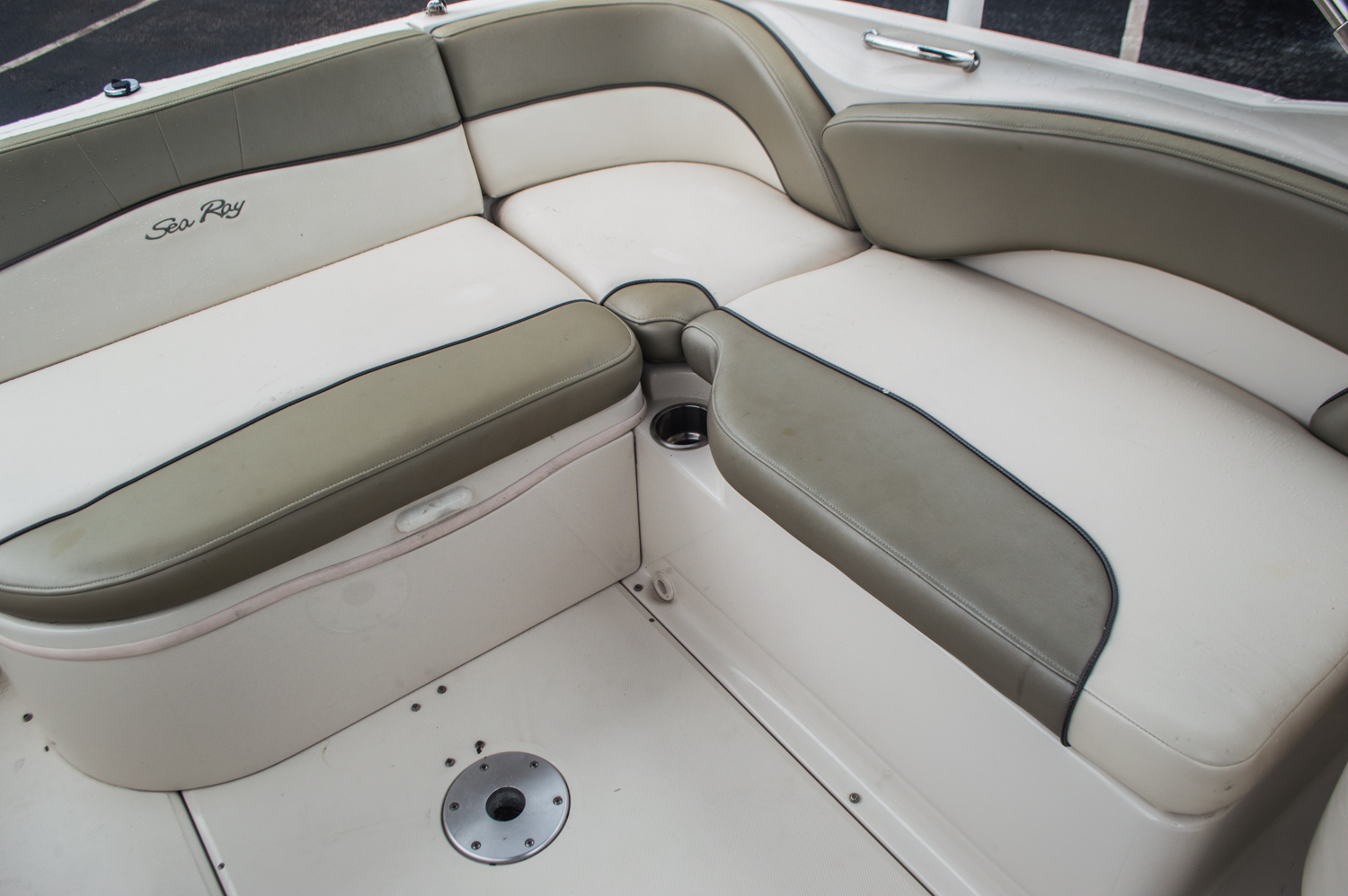 Thumbnail 33 for Used 2005 Sea Ray 240 Sundeck boat for sale in West Palm Beach, FL