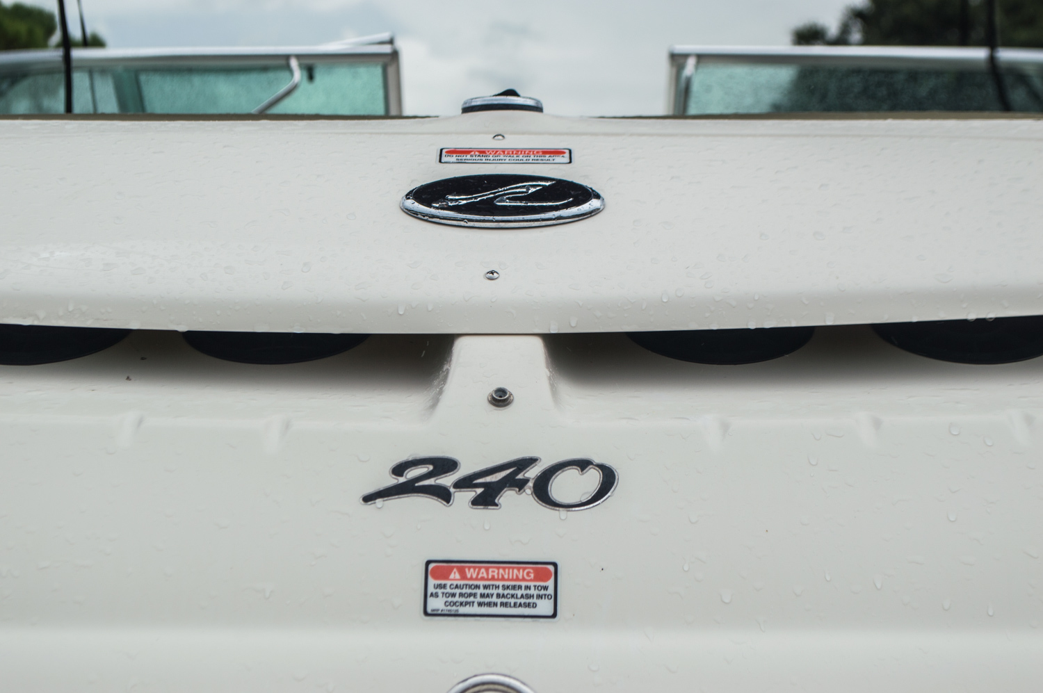 Thumbnail 44 for Used 2005 Sea Ray 240 Sundeck boat for sale in West Palm Beach, FL