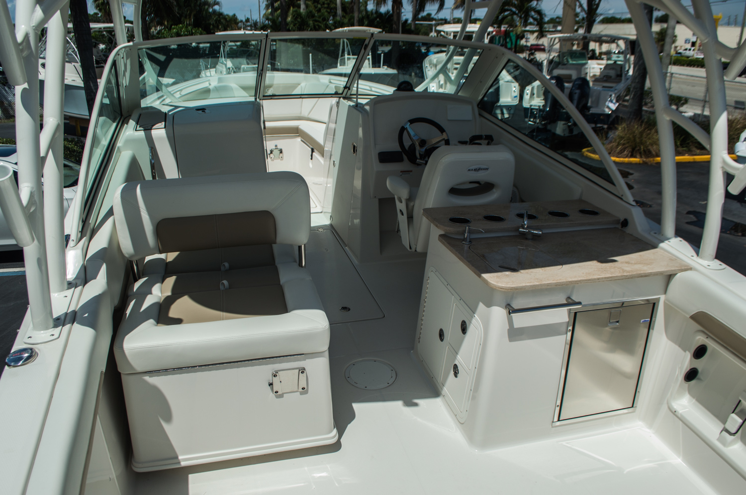 Thumbnail 8 for New 2016 Sailfish 275 Dual Console boat for sale in West Palm Beach, FL