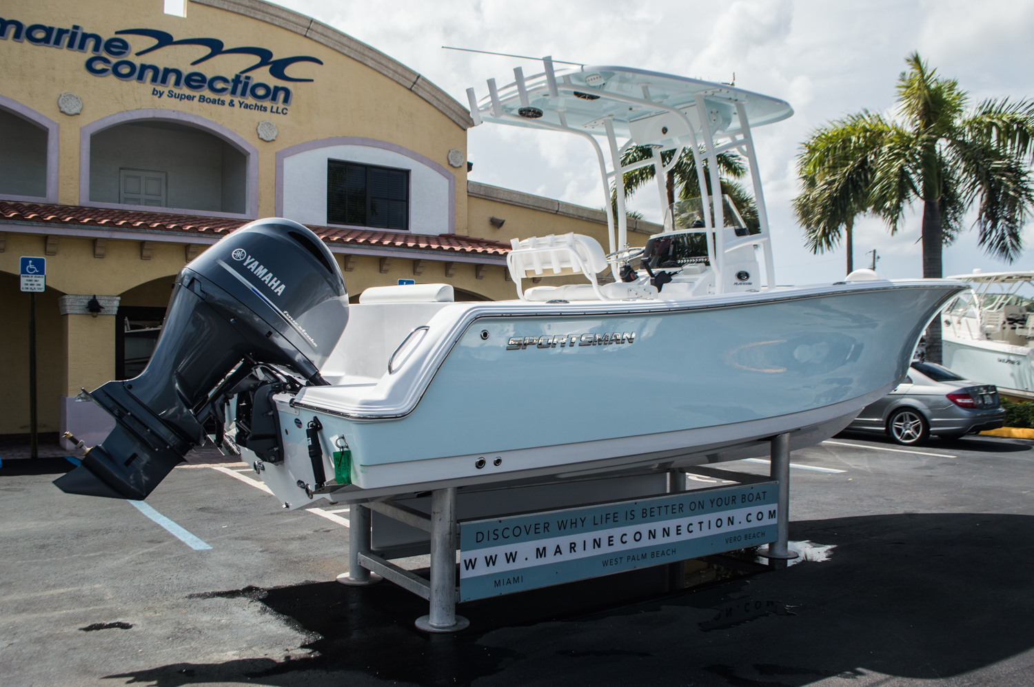Thumbnail 7 for New 2016 Sportsman Open 232 Center Console boat for sale in West Palm Beach, FL
