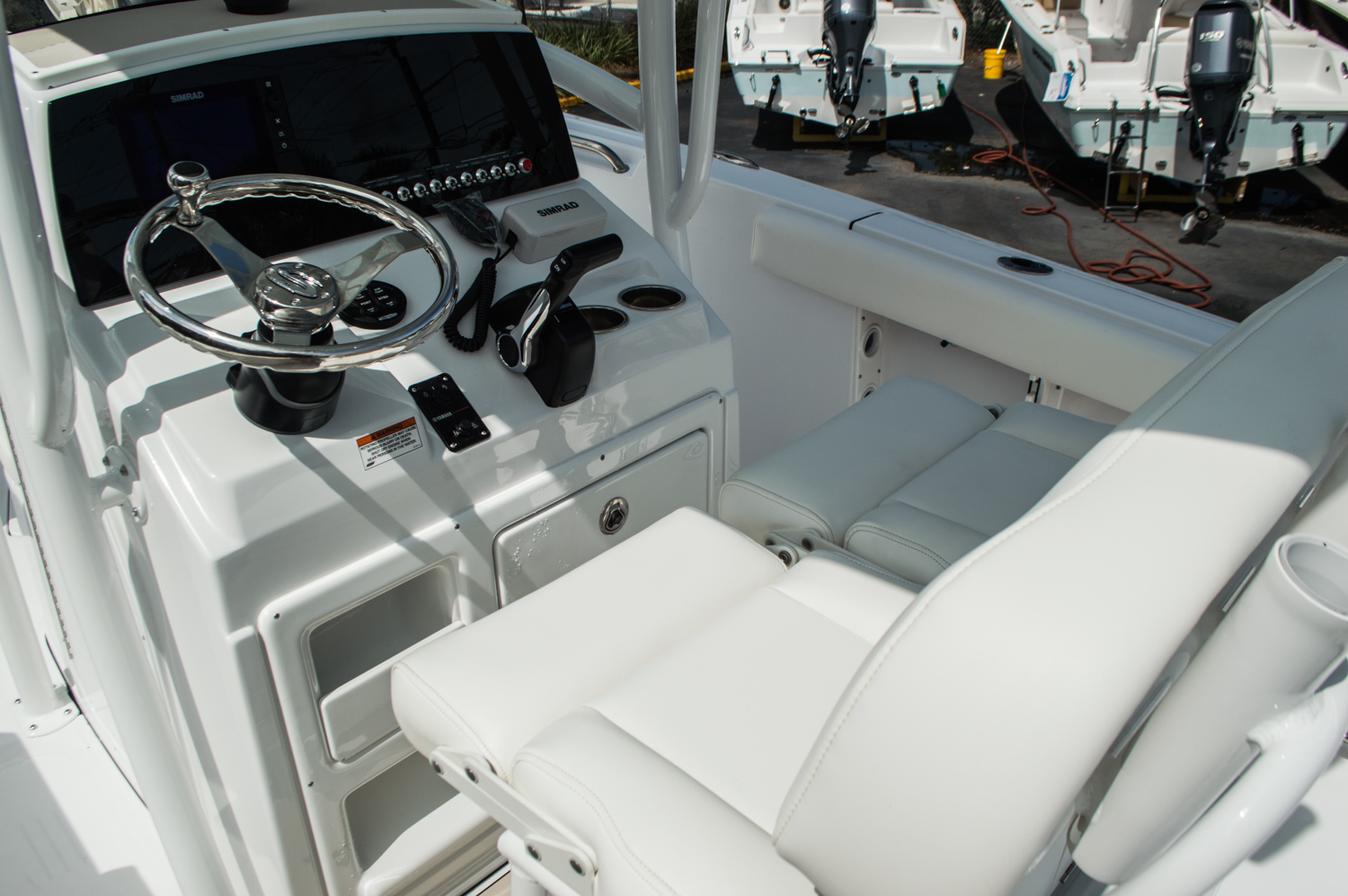 Thumbnail 25 for New 2016 Sportsman Open 232 Center Console boat for sale in West Palm Beach, FL