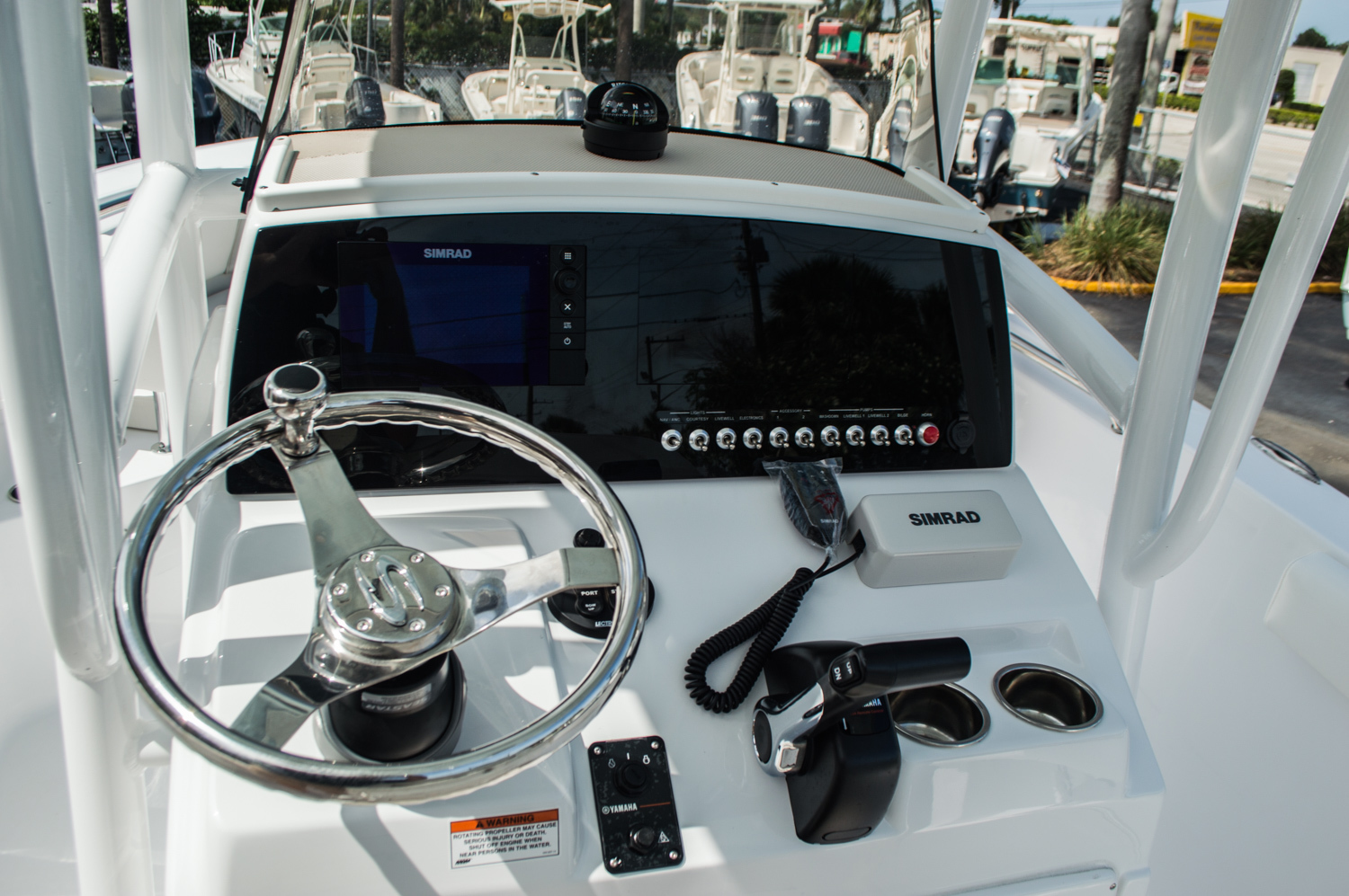 Thumbnail 26 for New 2016 Sportsman Open 232 Center Console boat for sale in West Palm Beach, FL