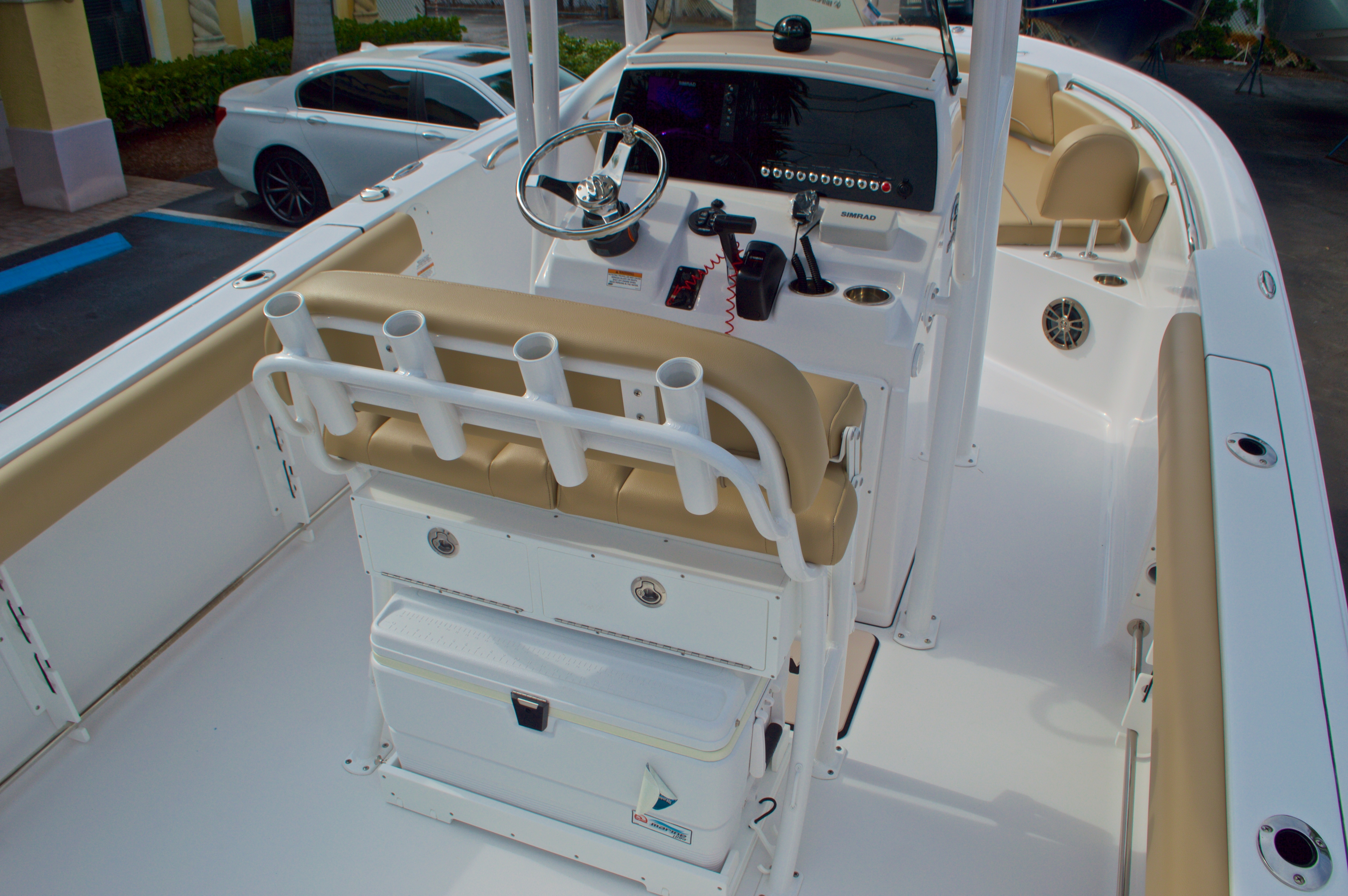 Thumbnail 11 for New 2016 Sportsman Open 232 Center Console boat for sale in Vero Beach, FL