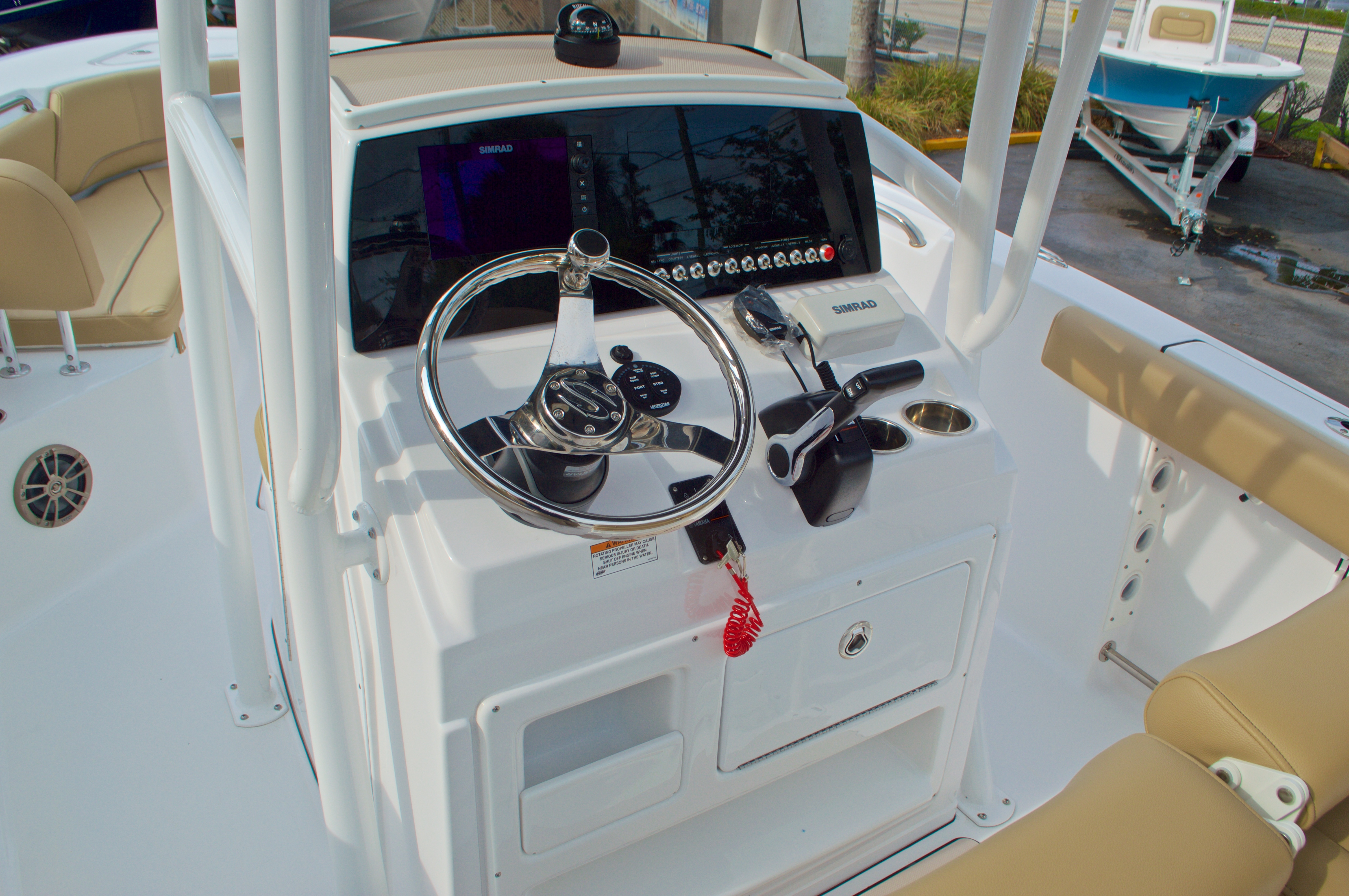 Thumbnail 26 for New 2016 Sportsman Open 232 Center Console boat for sale in Vero Beach, FL