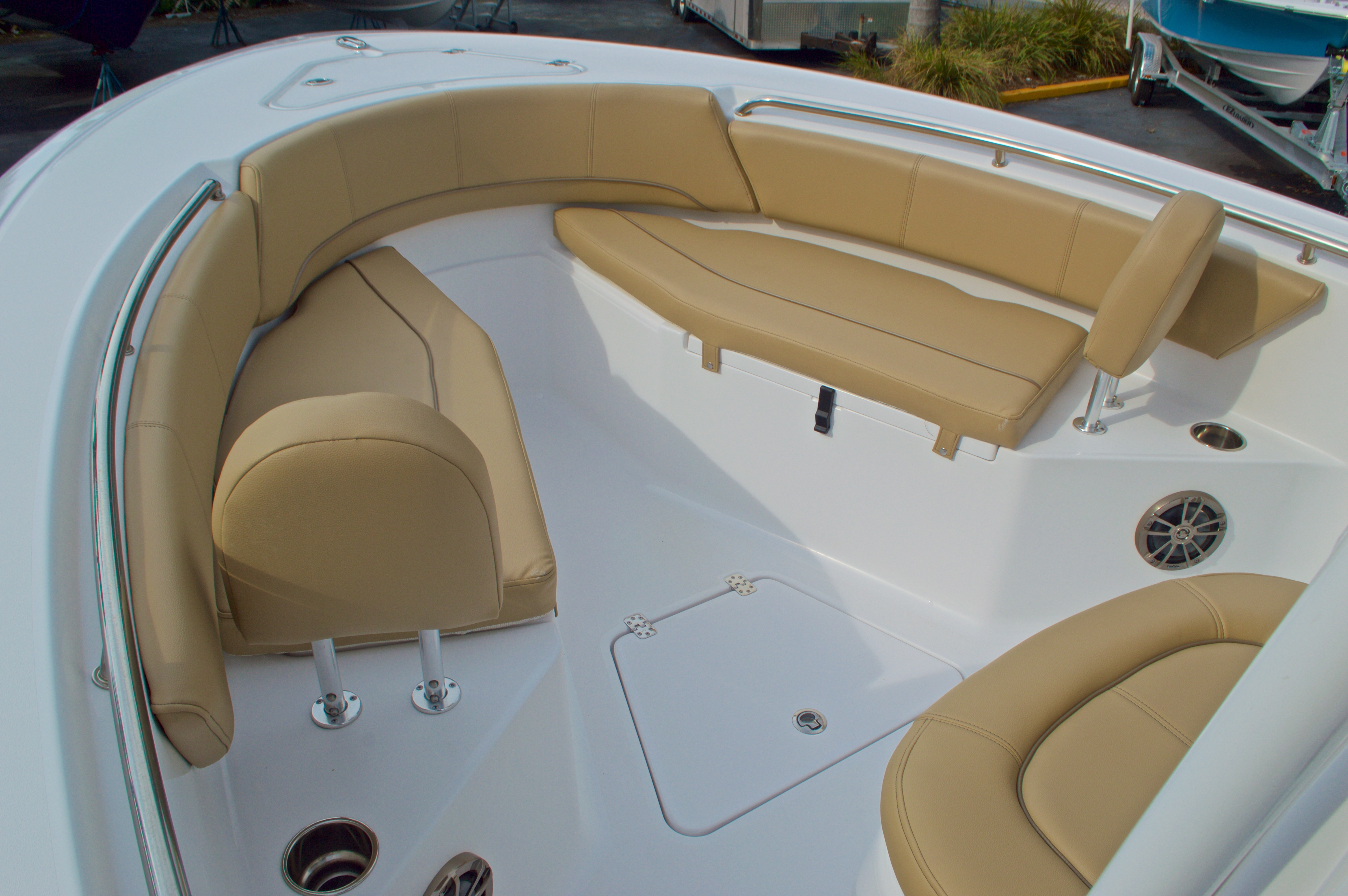 Thumbnail 37 for New 2016 Sportsman Open 232 Center Console boat for sale in Vero Beach, FL