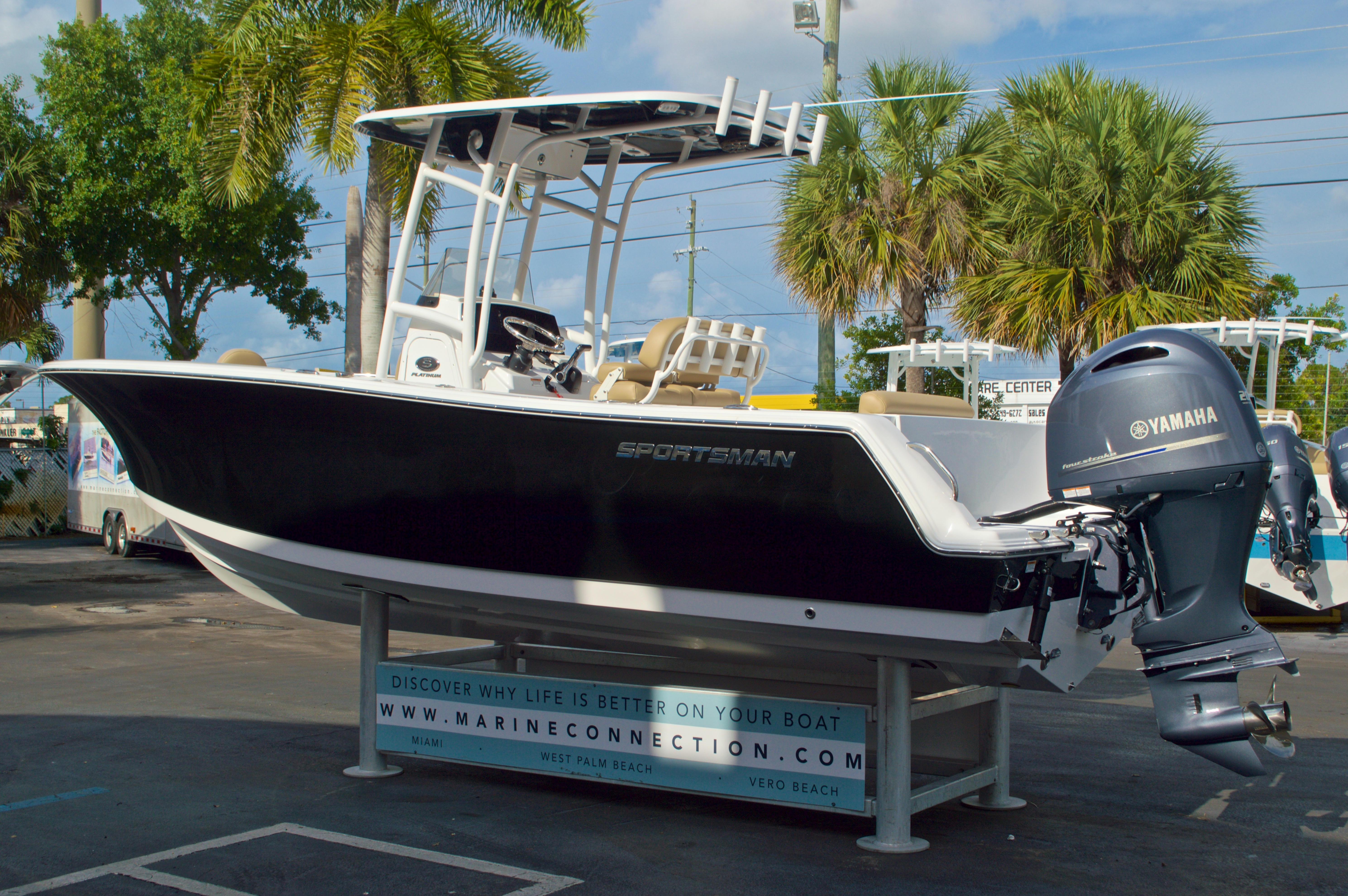 Thumbnail 6 for New 2016 Sportsman Open 232 Center Console boat for sale in Vero Beach, FL
