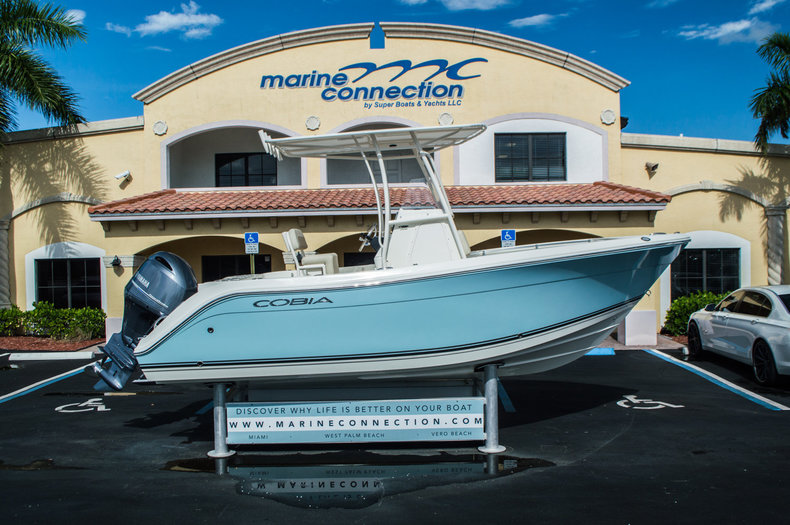 New 2016 Cobia 201 Center Console boat for sale in West Palm Beach, FL