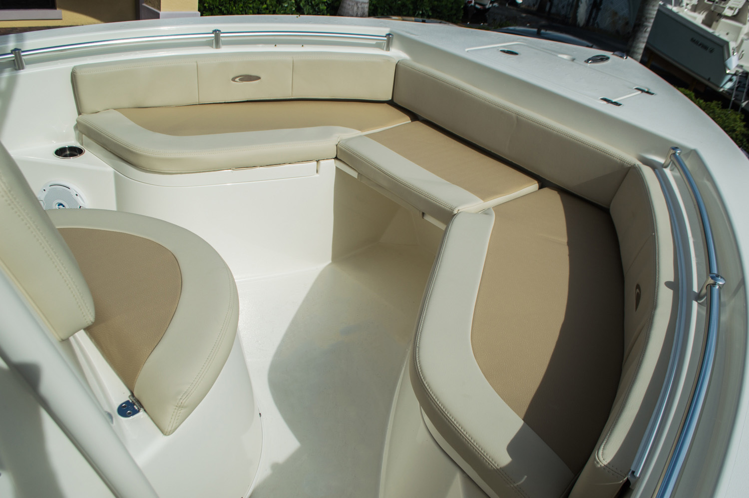 Thumbnail 10 for New 2016 Cobia 201 Center Console boat for sale in West Palm Beach, FL