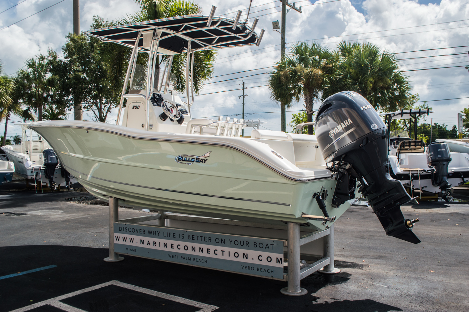 Thumbnail 5 for New 2016 Bulls Bay 200 CC Center Console boat for sale in Vero Beach, FL