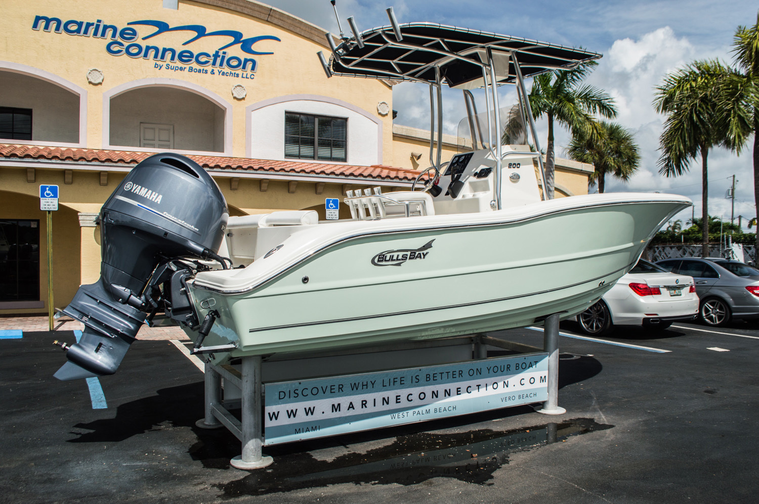 Thumbnail 7 for New 2016 Bulls Bay 200 CC Center Console boat for sale in Vero Beach, FL