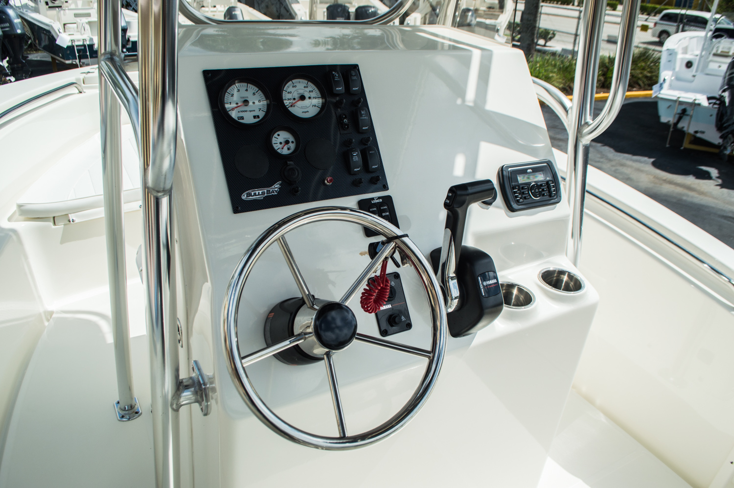 Thumbnail 23 for New 2016 Bulls Bay 200 CC Center Console boat for sale in Vero Beach, FL