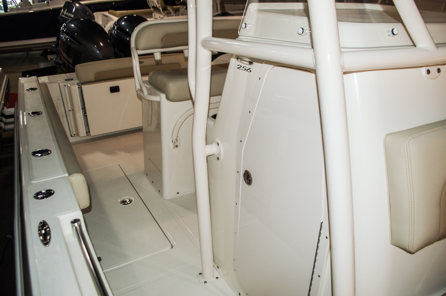 Thumbnail 18 for New 2016 Cobia 256 Center Console boat for sale in West Palm Beach, FL