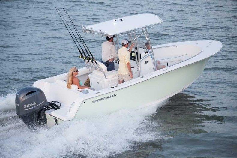 New 2016 Sportsman Open 232 Center Console boat for sale in Miami, FL