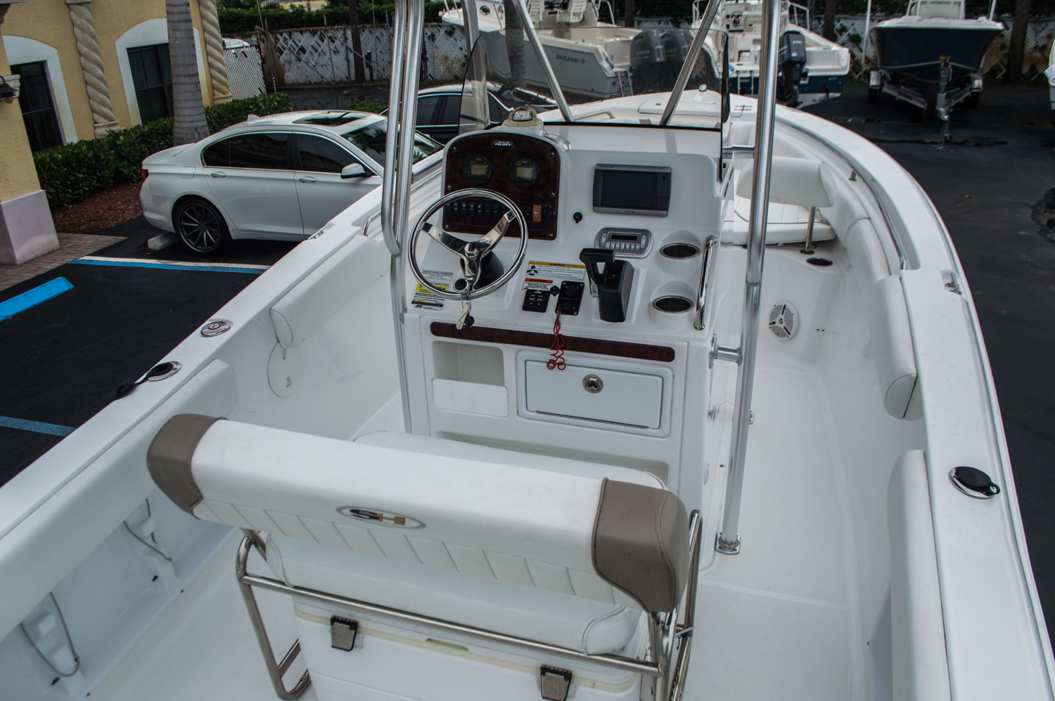 Thumbnail 8 for Used 2012 Sea Hunt 211 Ultra boat for sale in West Palm Beach, FL