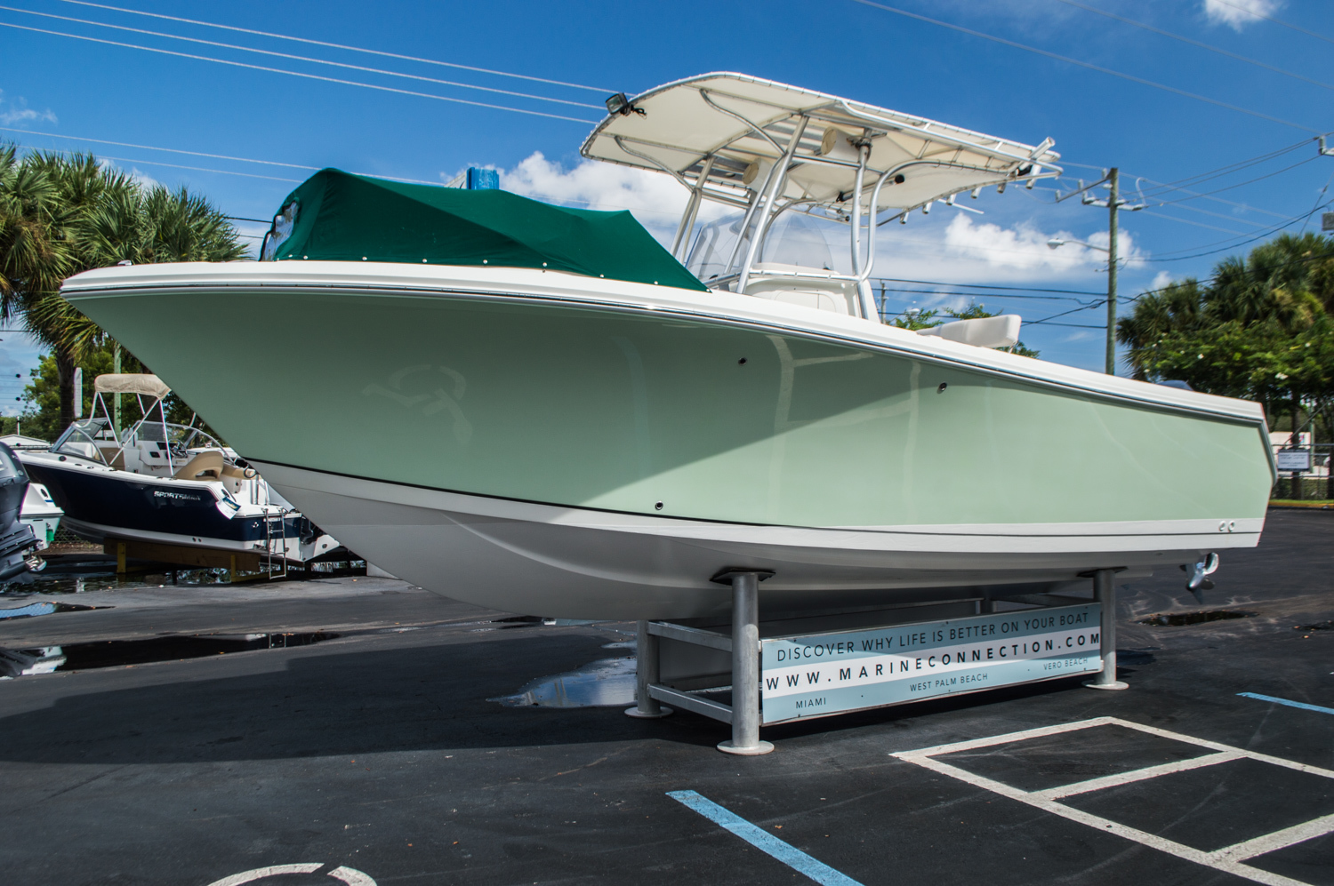 Thumbnail 11 for Used 2006 Sailfish 2360 CC Center Console boat for sale in West Palm Beach, FL