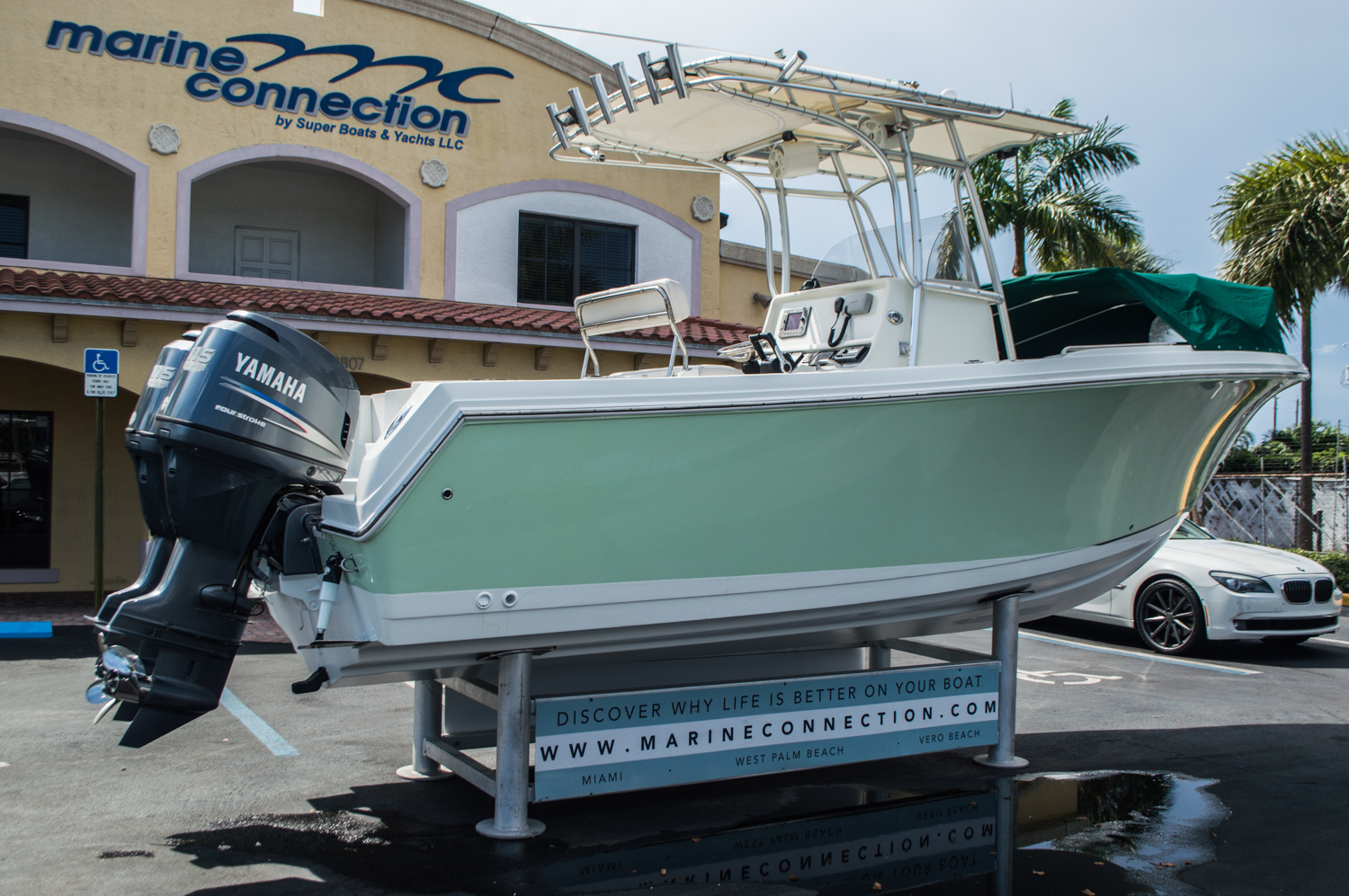 Thumbnail 15 for Used 2006 Sailfish 2360 CC Center Console boat for sale in West Palm Beach, FL