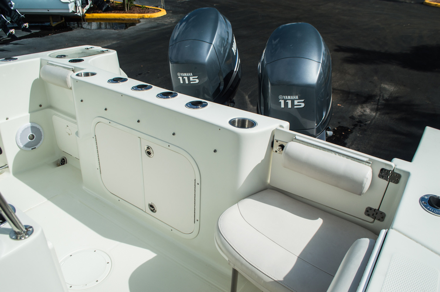 Thumbnail 54 for Used 2006 Sailfish 2360 CC Center Console boat for sale in West Palm Beach, FL