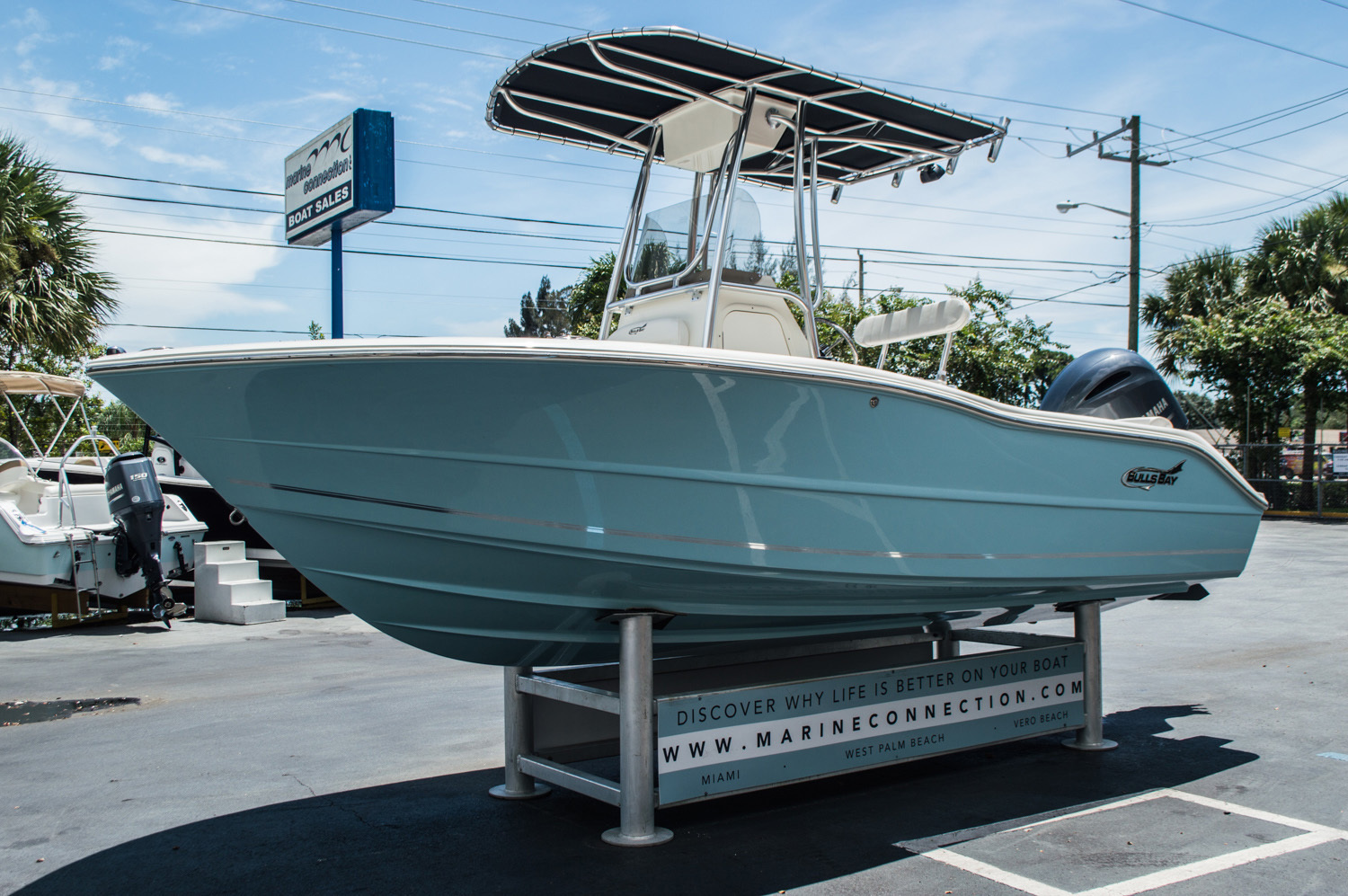 Thumbnail 3 for New 2016 Bulls Bay 200 CC Center Console boat for sale in West Palm Beach, FL