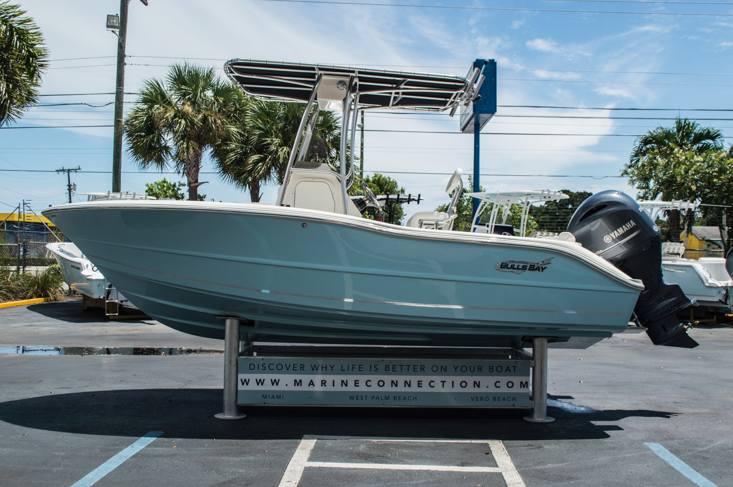 Thumbnail 4 for New 2016 Bulls Bay 200 CC Center Console boat for sale in West Palm Beach, FL