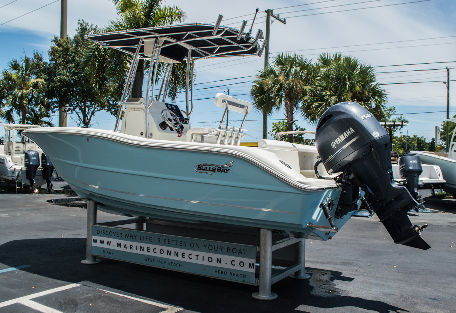 Thumbnail 5 for New 2016 Bulls Bay 200 CC Center Console boat for sale in West Palm Beach, FL