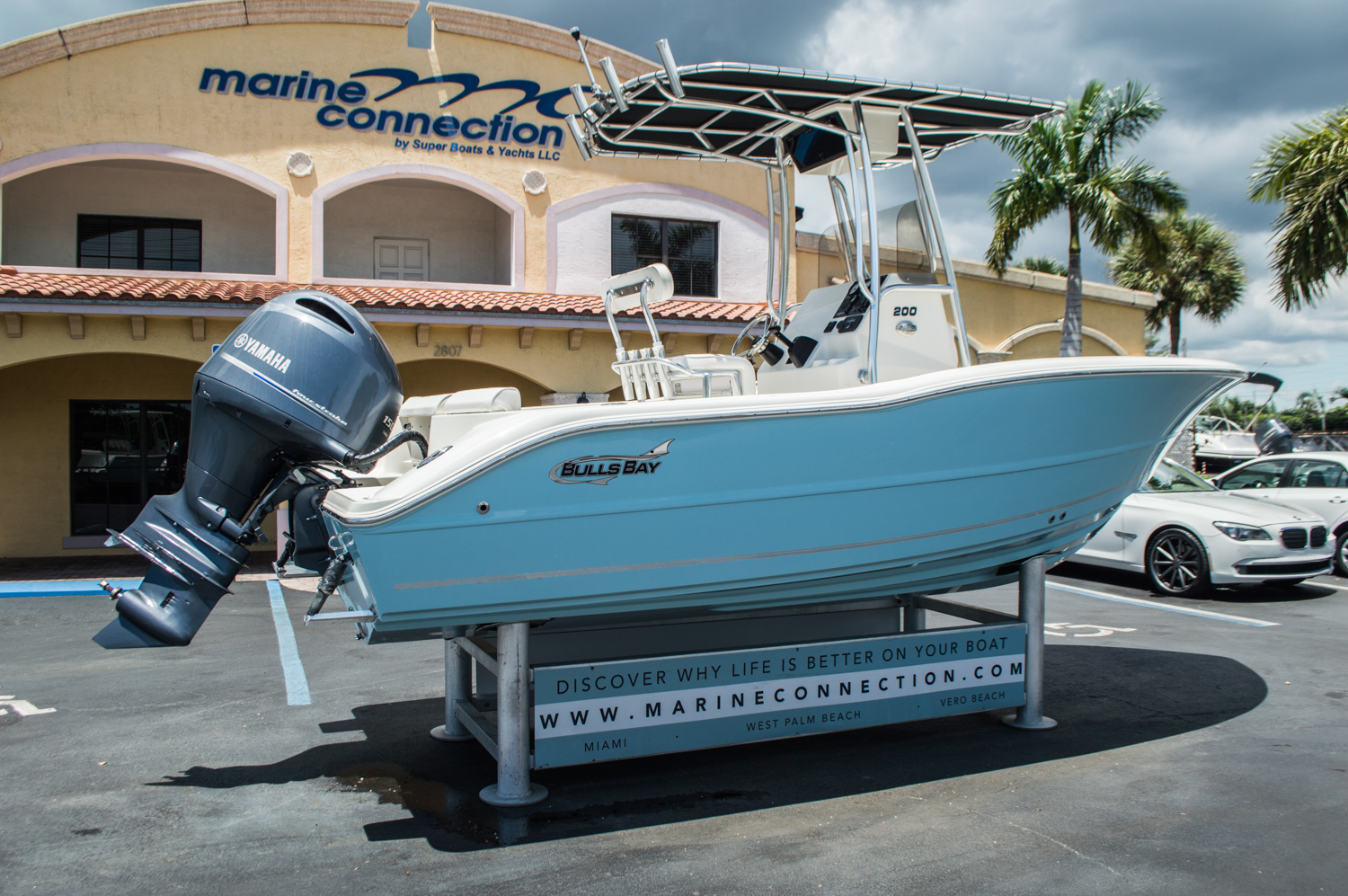 Thumbnail 7 for New 2016 Bulls Bay 200 CC Center Console boat for sale in West Palm Beach, FL