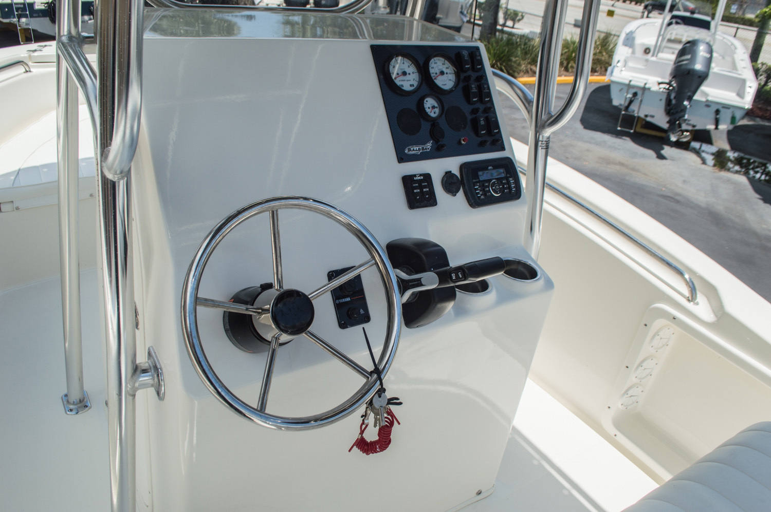 Thumbnail 17 for New 2016 Bulls Bay 200 CC Center Console boat for sale in West Palm Beach, FL