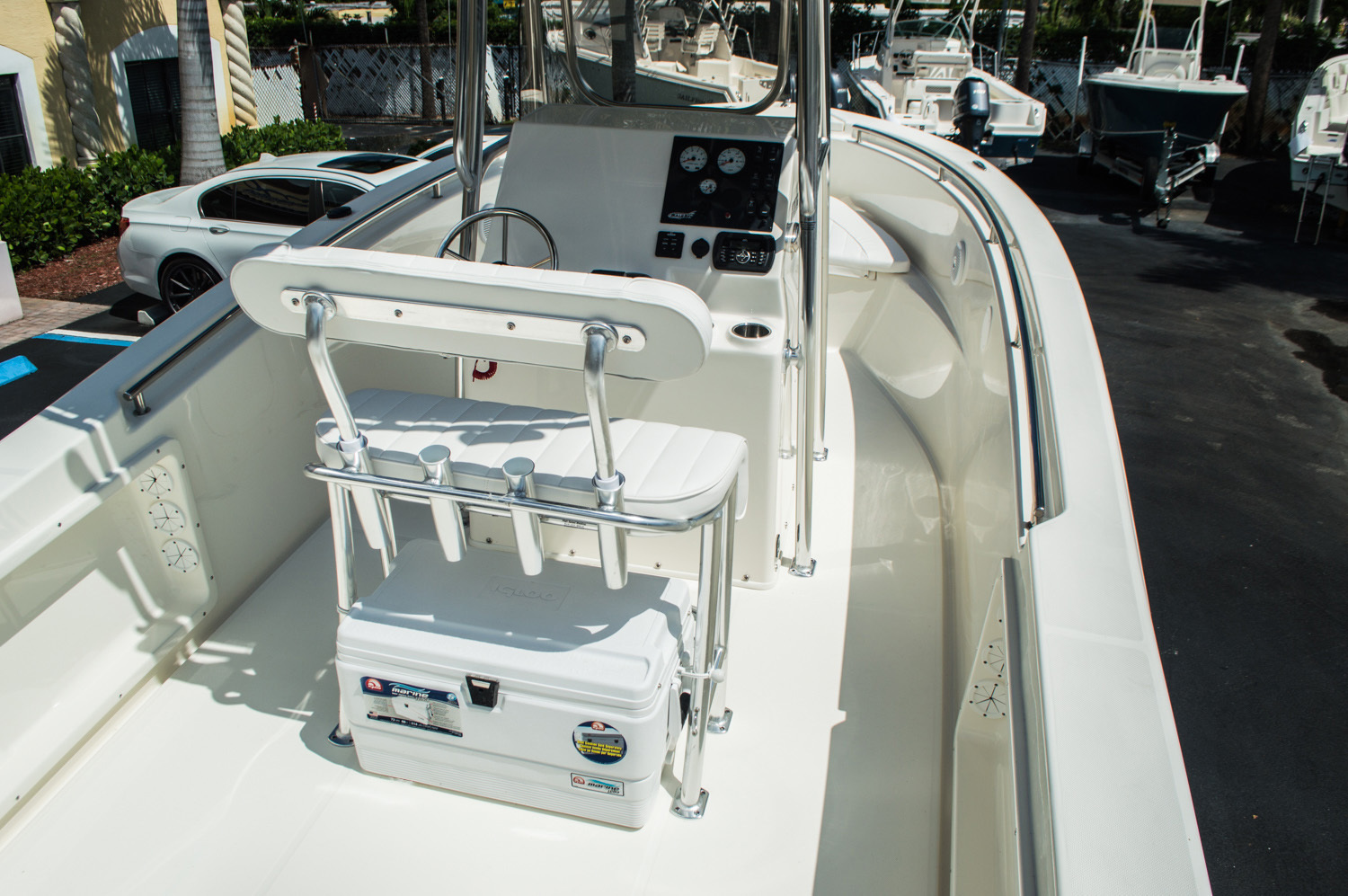 Thumbnail 8 for New 2016 Bulls Bay 230 CC Center Console boat for sale in West Palm Beach, FL