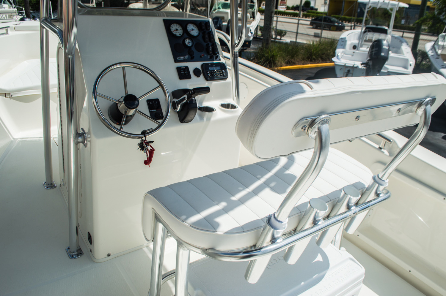 Thumbnail 20 for New 2016 Bulls Bay 230 CC Center Console boat for sale in West Palm Beach, FL