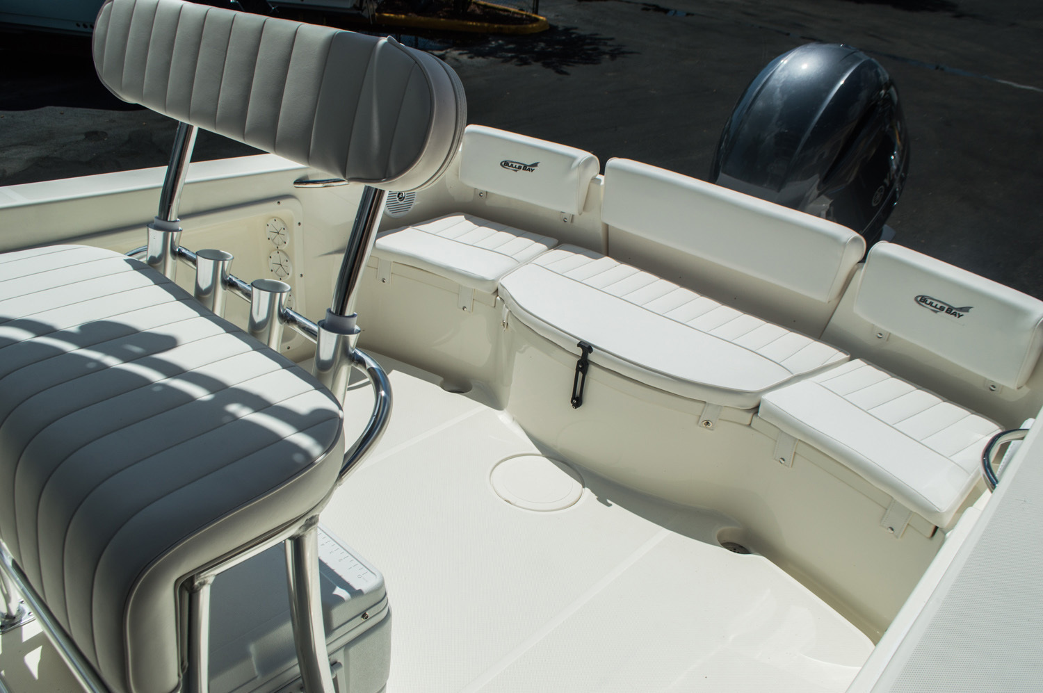 Thumbnail 25 for New 2016 Bulls Bay 230 CC Center Console boat for sale in West Palm Beach, FL