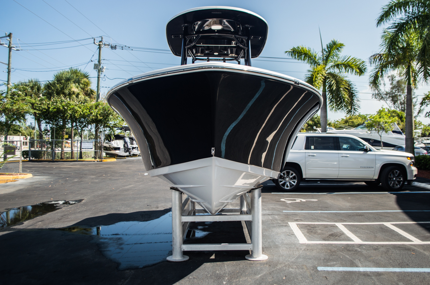 Thumbnail 2 for New 2016 Sportsman Open 212 Center Console boat for sale in West Palm Beach, FL