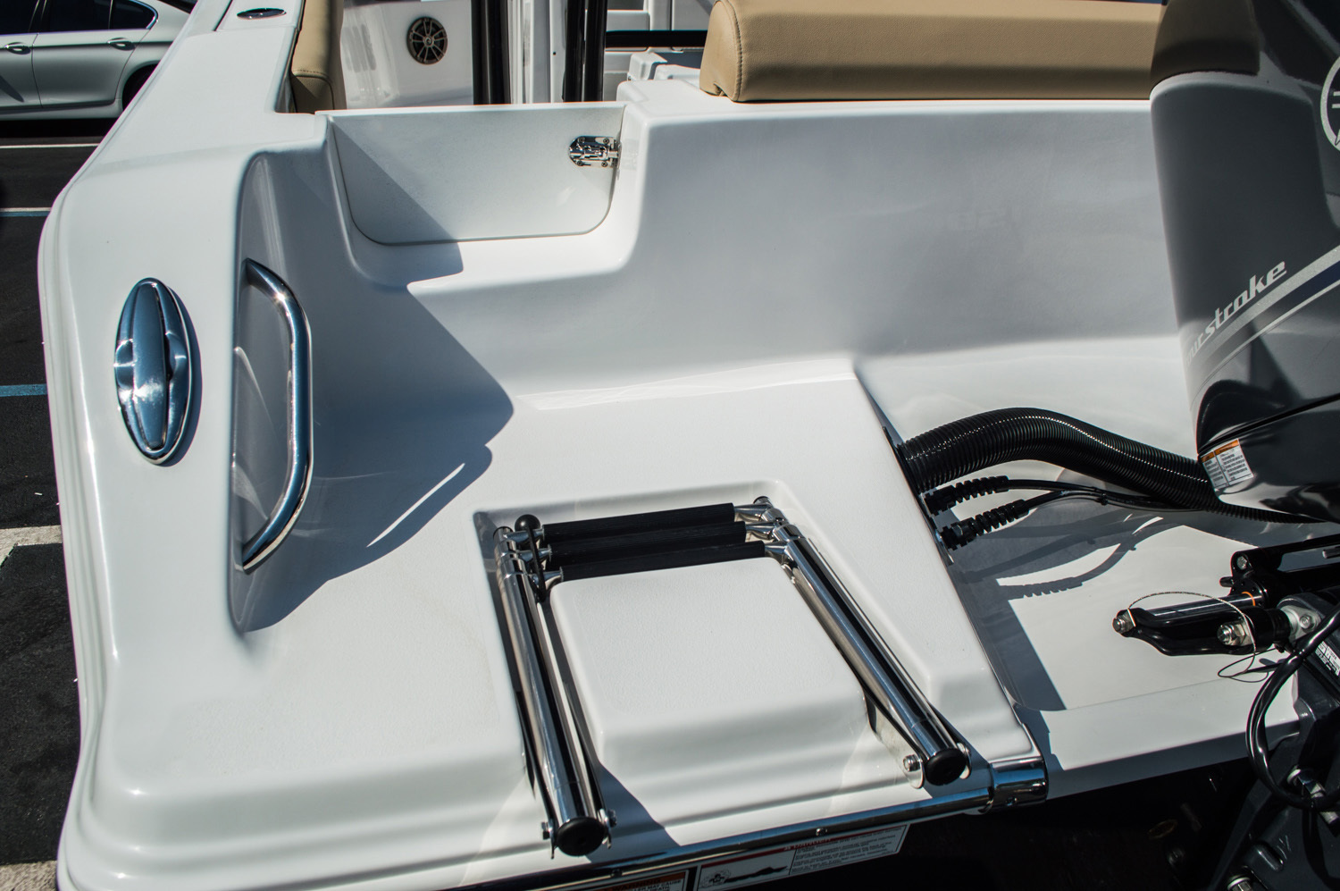 Thumbnail 8 for New 2016 Sportsman Open 212 Center Console boat for sale in West Palm Beach, FL