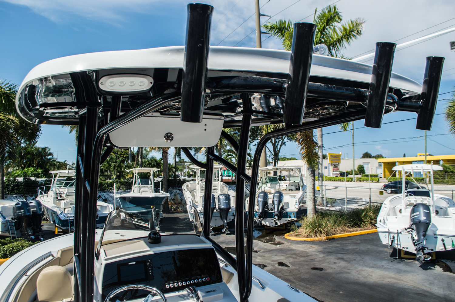 Thumbnail 10 for New 2016 Sportsman Open 212 Center Console boat for sale in West Palm Beach, FL