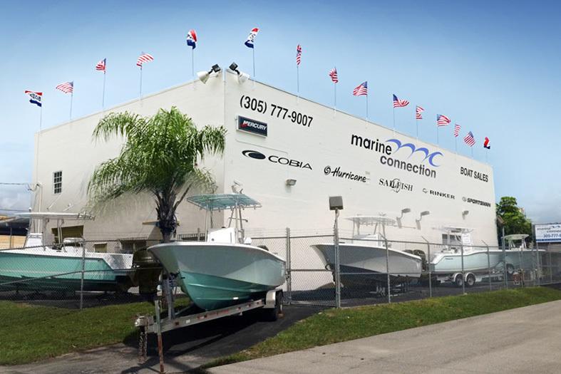 Thumbnail 6 for New 2016 Hurricane SunDeck Sport SS 188 OB boat for sale in Miami, FL
