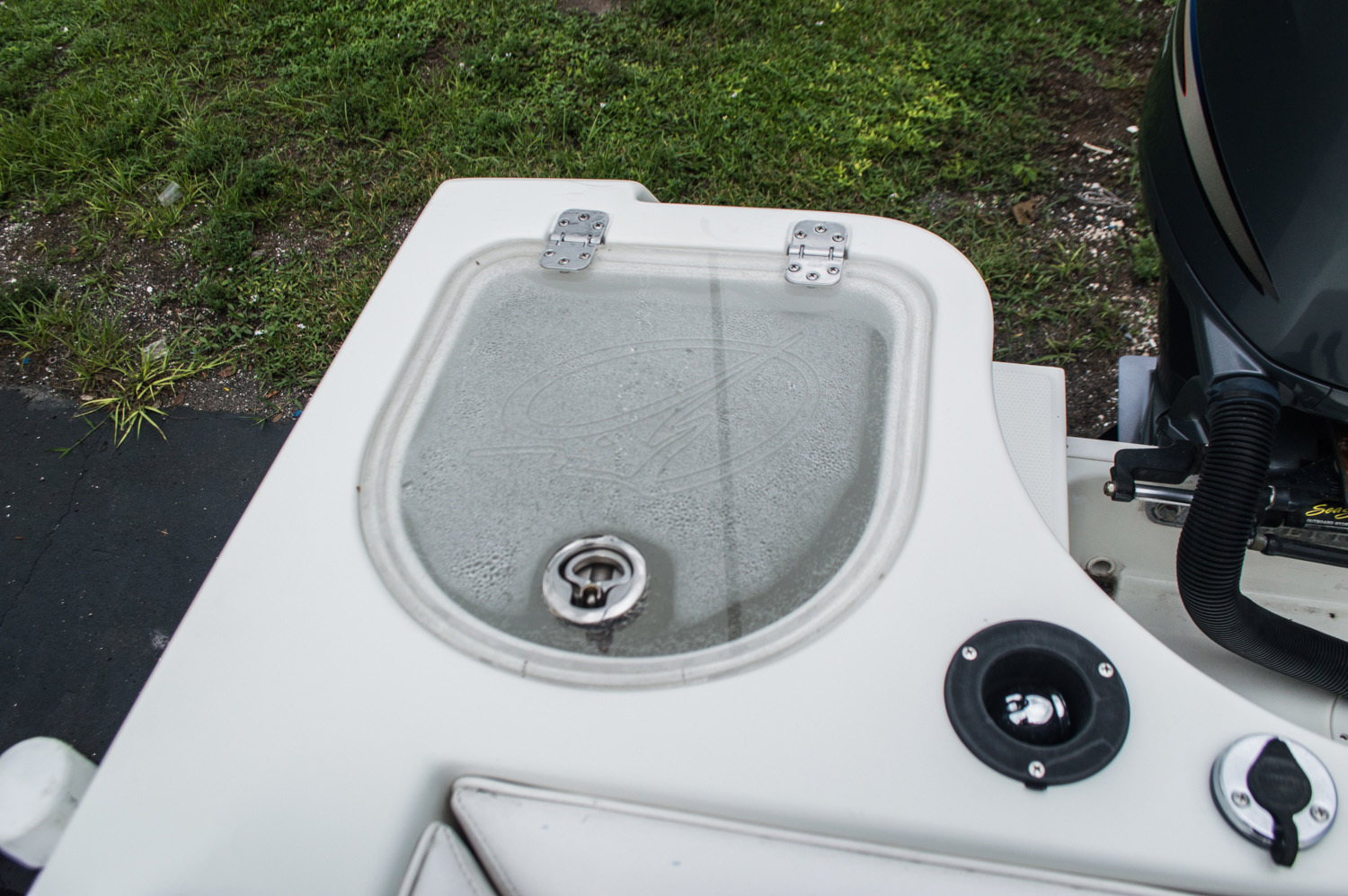Thumbnail 21 for Used 2007 Sailfish 2360 CC Center Console boat for sale in West Palm Beach, FL