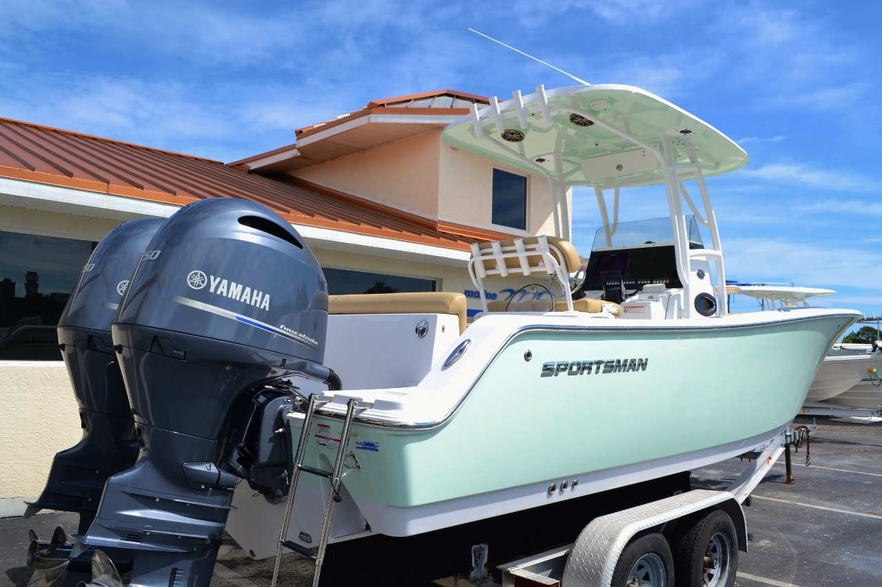 Thumbnail 6 for New 2016 Sportsman Heritage 251 Center Console boat for sale in West Palm Beach, FL