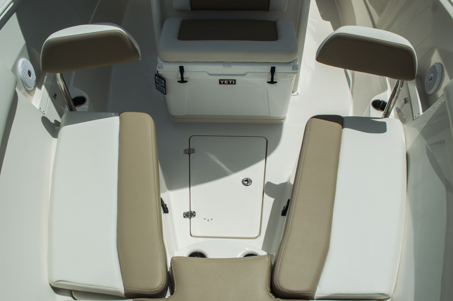 Thumbnail 18 for New 2016 Sailfish 270 CC Center Console boat for sale in West Palm Beach, FL
