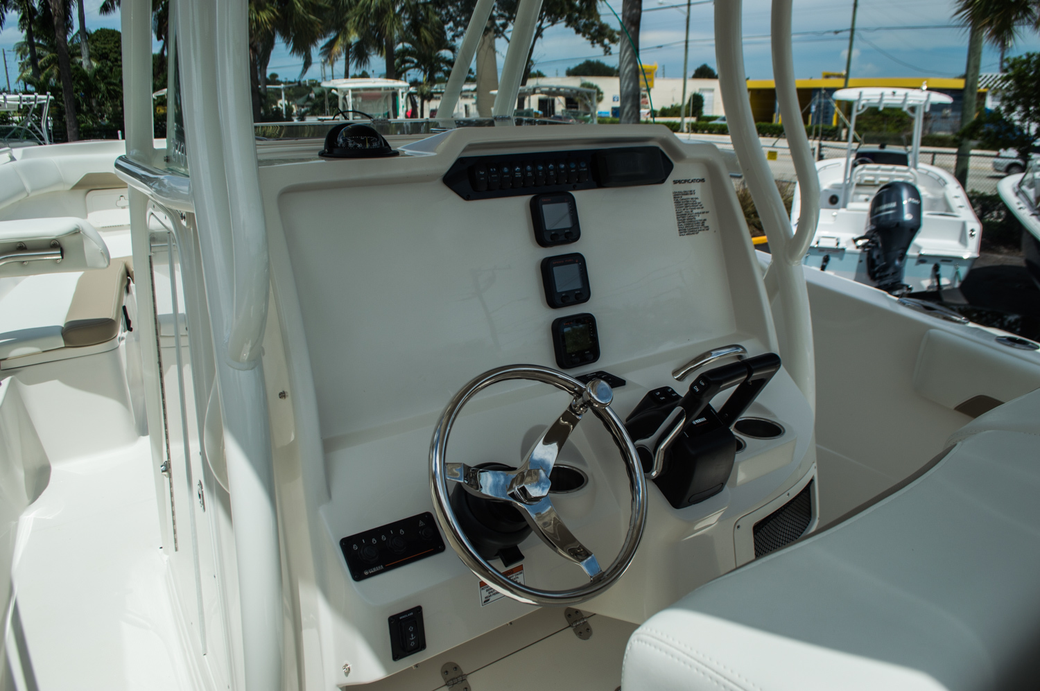 Thumbnail 27 for New 2016 Sailfish 270 CC Center Console boat for sale in West Palm Beach, FL
