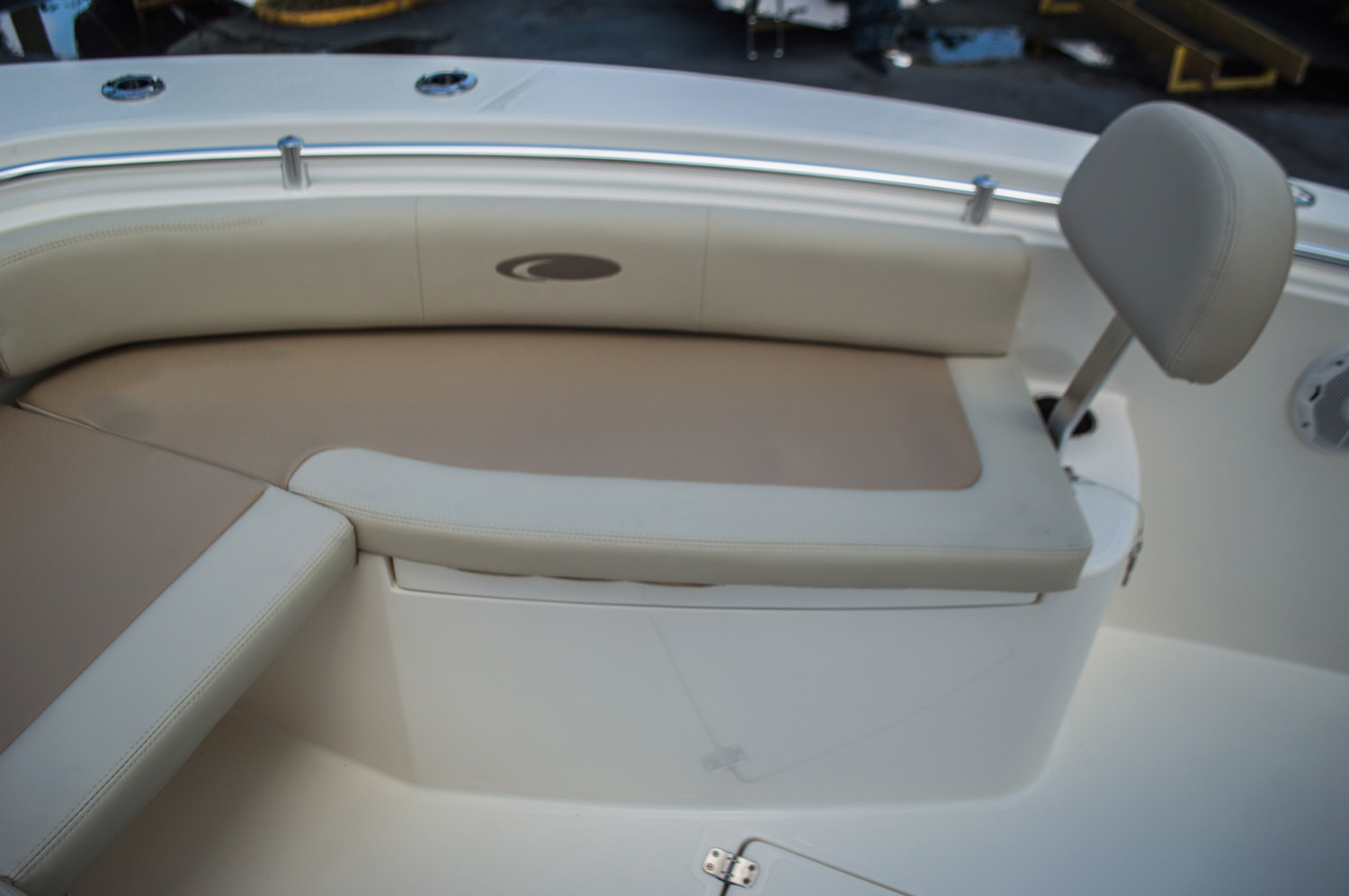 Thumbnail 15 for New 2015 Cobia 256 Center Console boat for sale in West Palm Beach, FL
