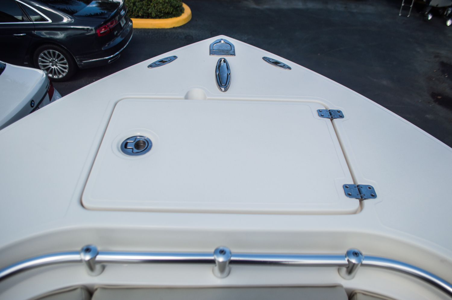 Thumbnail 17 for New 2015 Cobia 256 Center Console boat for sale in West Palm Beach, FL