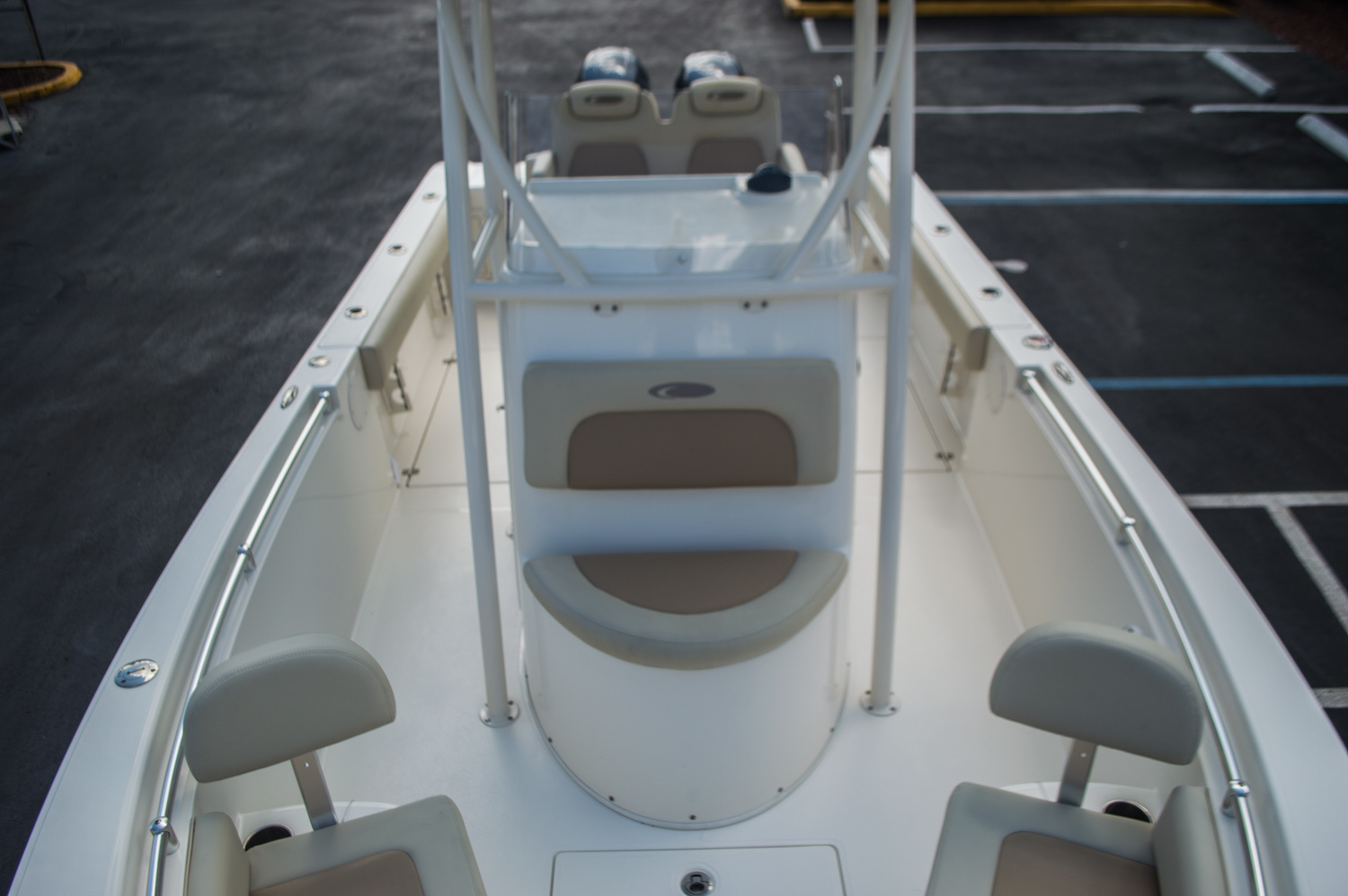 Thumbnail 20 for New 2015 Cobia 256 Center Console boat for sale in West Palm Beach, FL