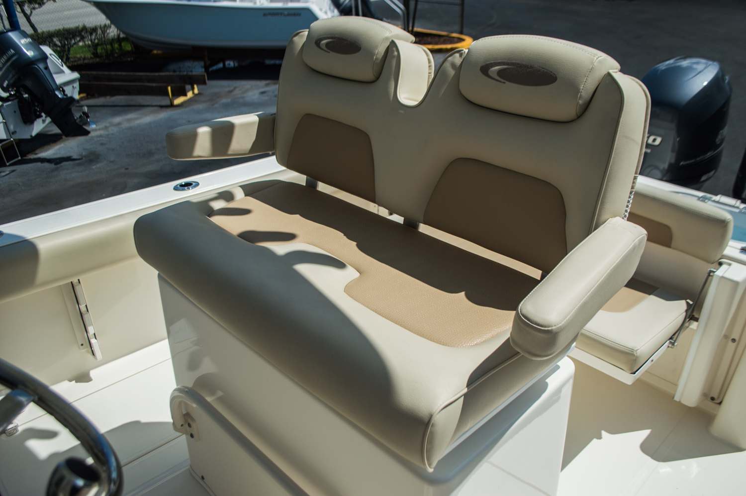 Thumbnail 35 for New 2015 Cobia 256 Center Console boat for sale in West Palm Beach, FL