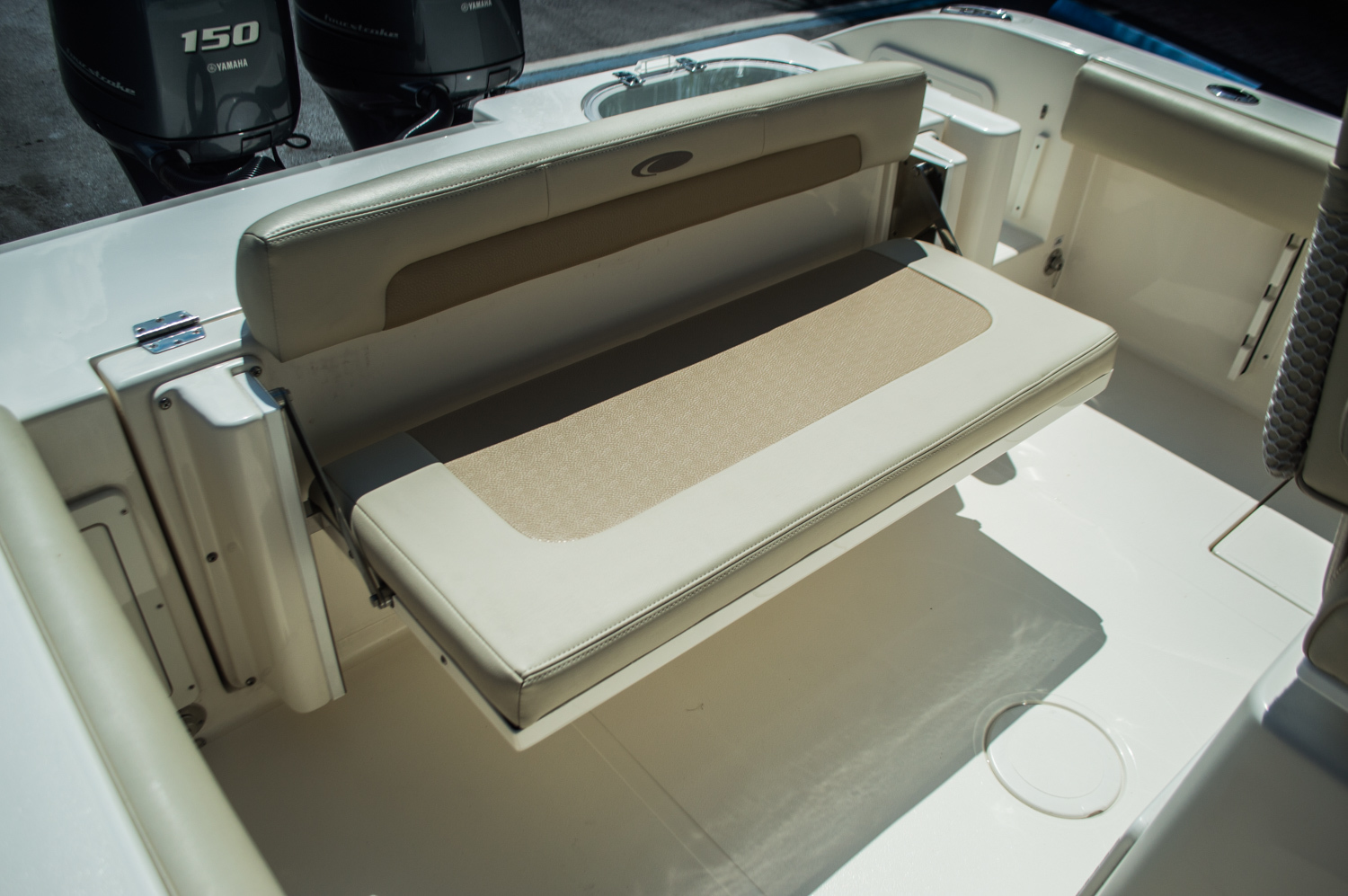 Thumbnail 38 for New 2015 Cobia 256 Center Console boat for sale in West Palm Beach, FL