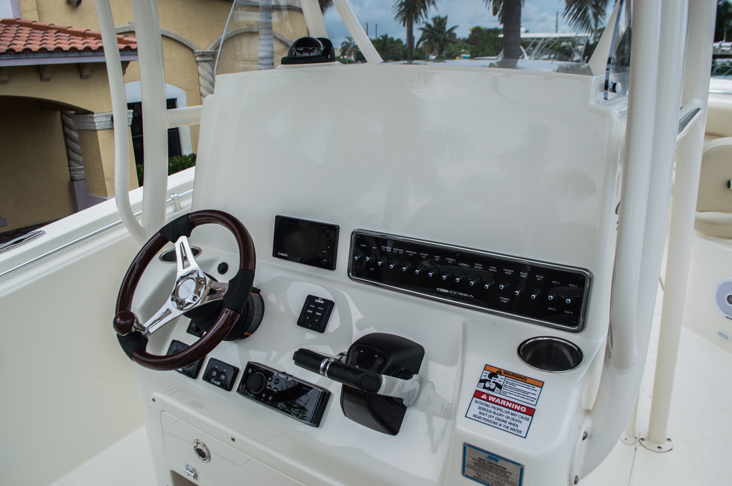 Thumbnail 28 for New 2016 Cobia 277 Center Console boat for sale in West Palm Beach, FL