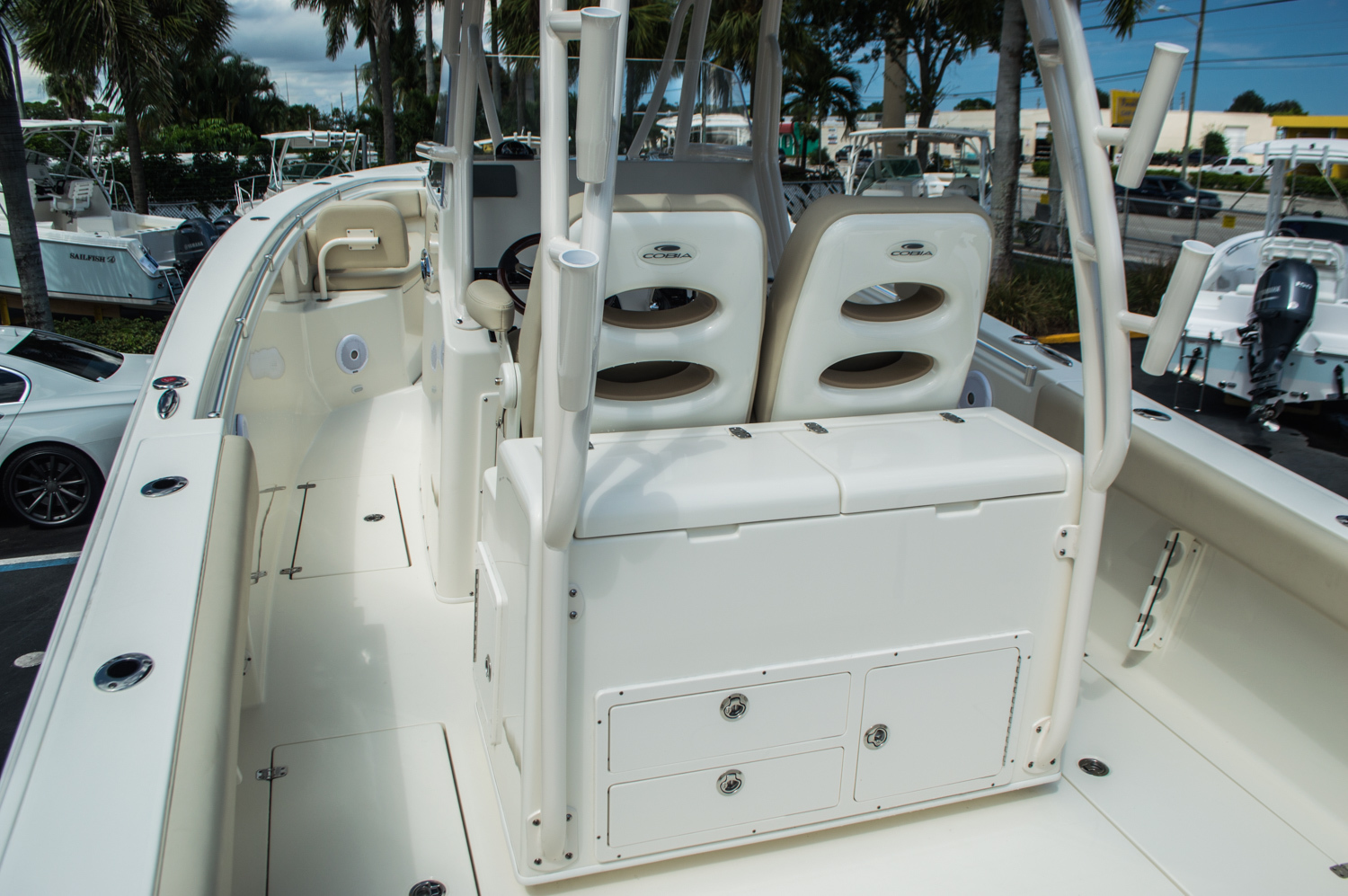 Thumbnail 8 for New 2016 Cobia 296 Center Console boat for sale in West Palm Beach, FL