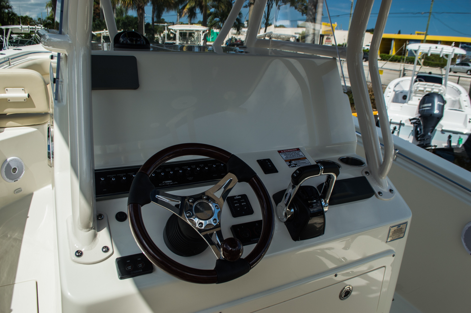 Thumbnail 31 for New 2016 Cobia 296 Center Console boat for sale in West Palm Beach, FL