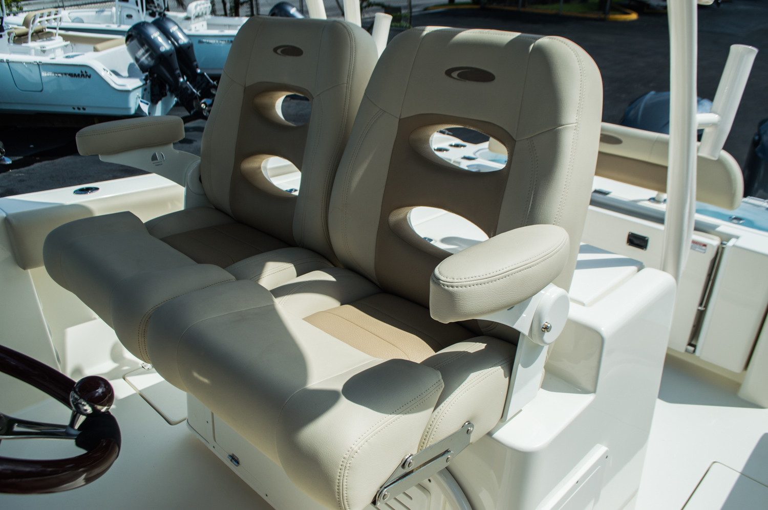 Thumbnail 48 for New 2016 Cobia 296 Center Console boat for sale in West Palm Beach, FL