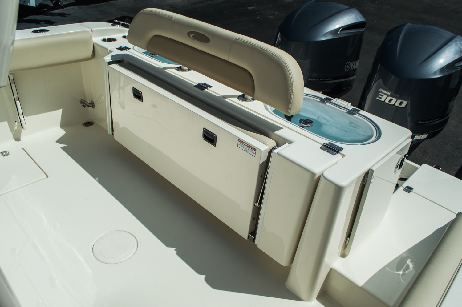 Thumbnail 55 for New 2016 Cobia 296 Center Console boat for sale in West Palm Beach, FL