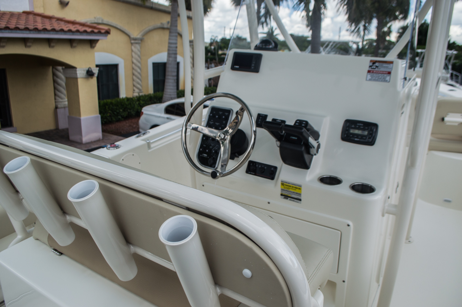 Thumbnail 27 for New 2016 Cobia 256 Center Console boat for sale in Miami, FL